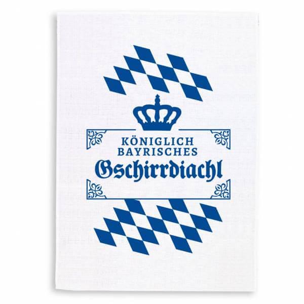Königlich bayrisches Gschirrdiachl