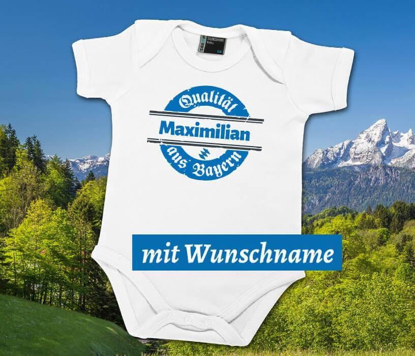 Bayern Geschenke mit Wunschname