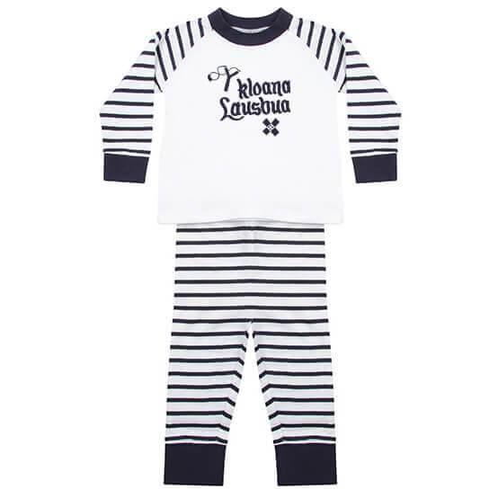 "Kinder-Schlafanzug ""Kloana Lausbua"""