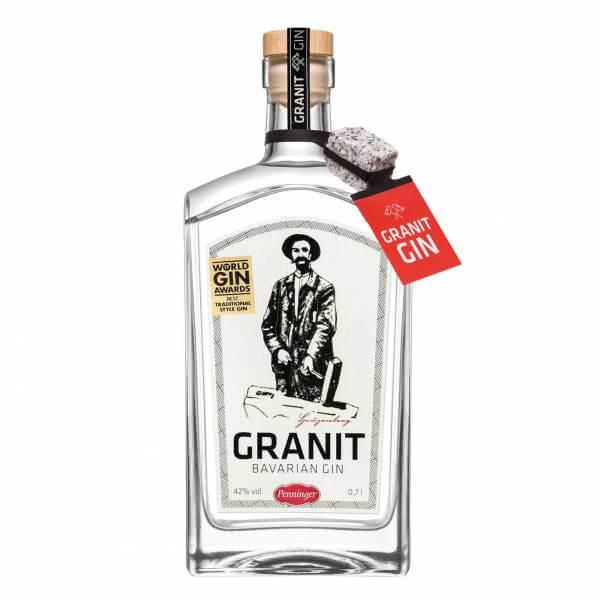 GRANIT Bavarian Gin 42%