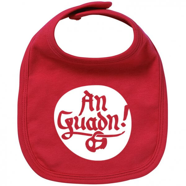 """Babylätzchen """"An Guadn"""""""