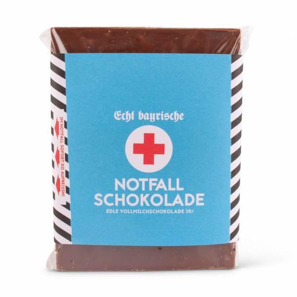 Echt Bayrische Notfall-Schokolade