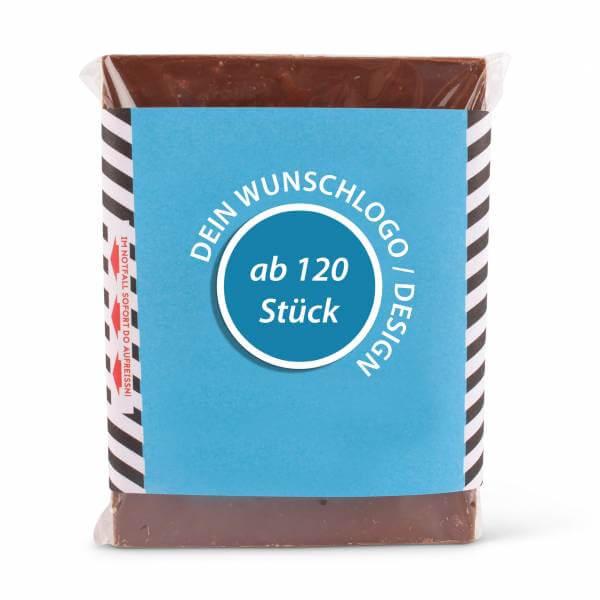 Schokolade mit eigenem Logo / Design