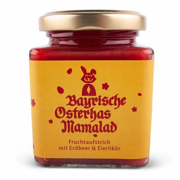 Bayrische Osterhas Mamalad
