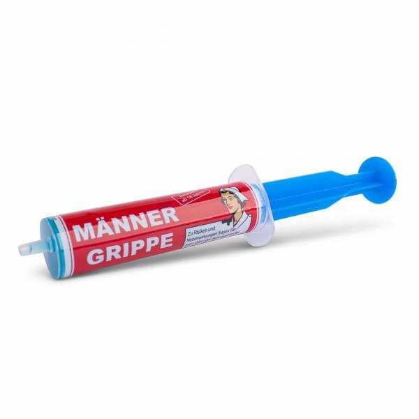 """Schnaps-Spritze """"Männergrippe"""""""
