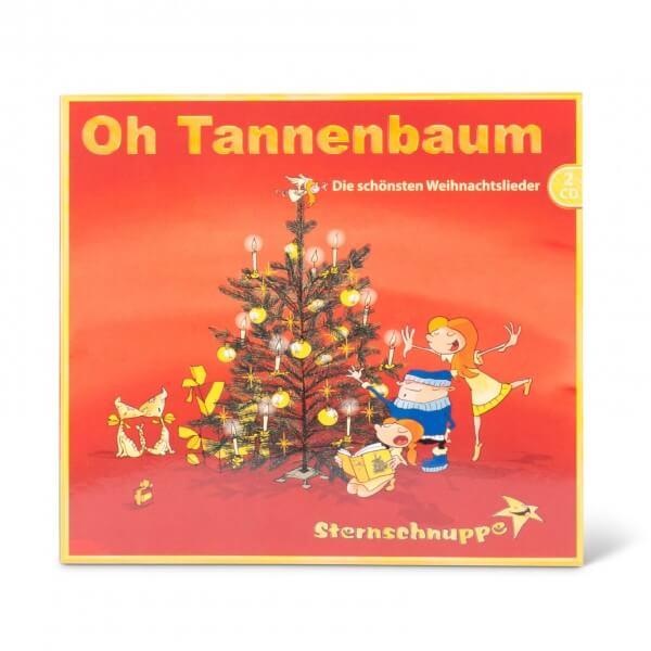 Musik-CD 'Oh Tannenbaum - Die schönsten Weihnachtslieder'