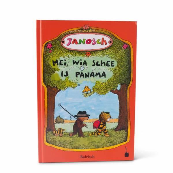 """Kinderbuch """"Mei, wia schee is Panama"""""""