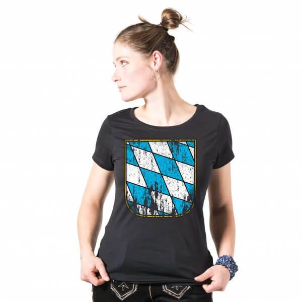 """Damen-Shirt """"Wappen"""""""