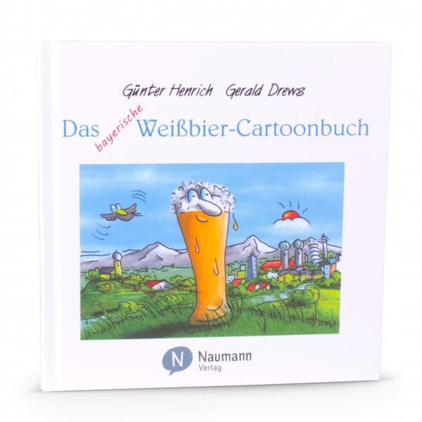 Das Weißbier-Cartoonbuch