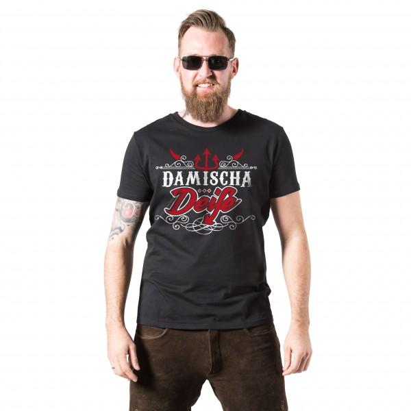 Herren-Shirt 'Damischa Deife' - Größe XXXL