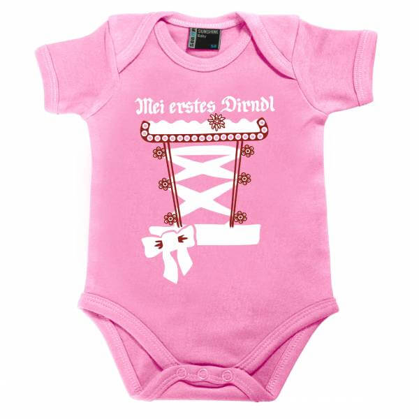 "Baby Dirndl ""Resi"" rosa"
