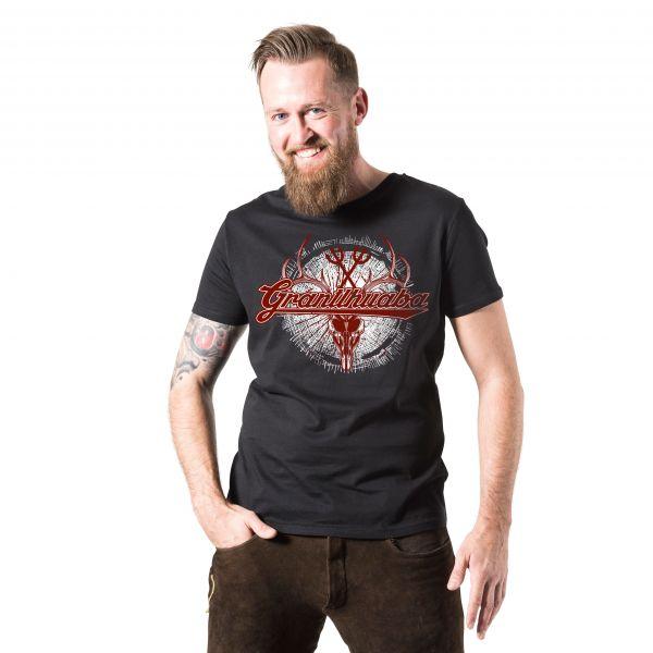 Herren-Shirt 'Grantlhuaba' - XXXL