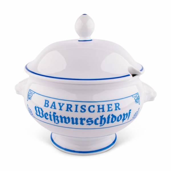 Bayrischer Weißwurstdopf