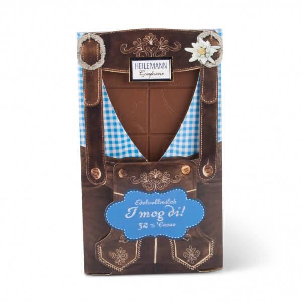 Schokolade 'Lederhose'