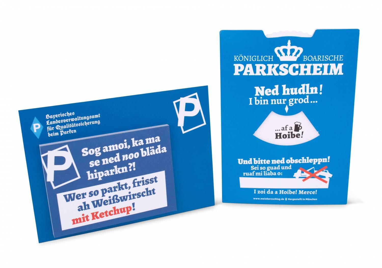 geschenkset autofahrer blau bayerische geschenke. Black Bedroom Furniture Sets. Home Design Ideas