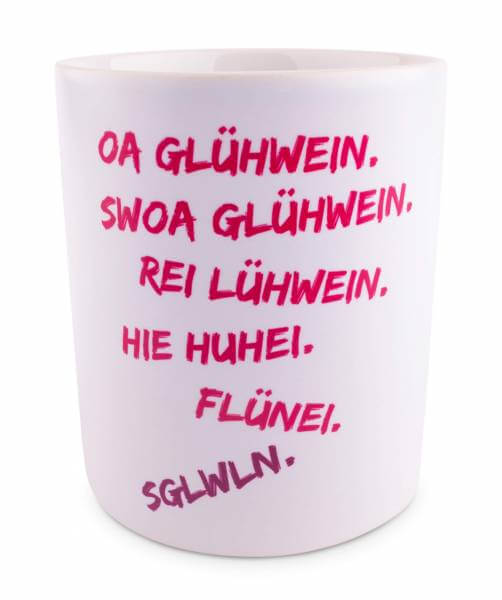 """Tasse """"Glühwein"""""""