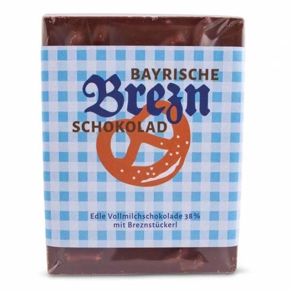 Bayrische Brezn-Schokolad