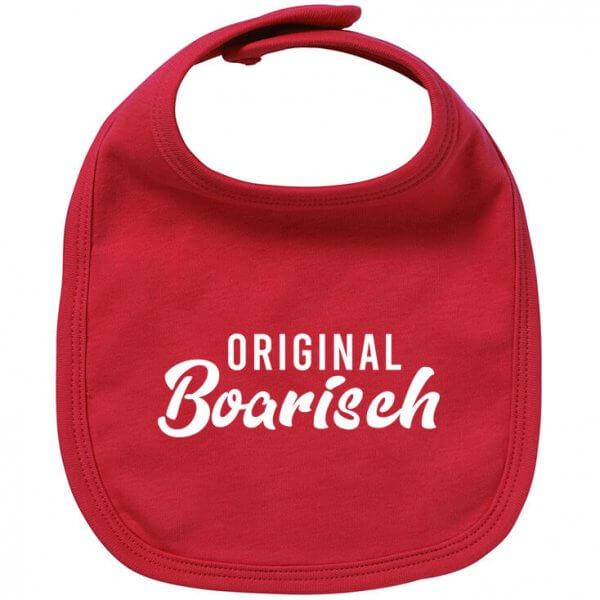 "Babylätzchen ""Original boarisch"""