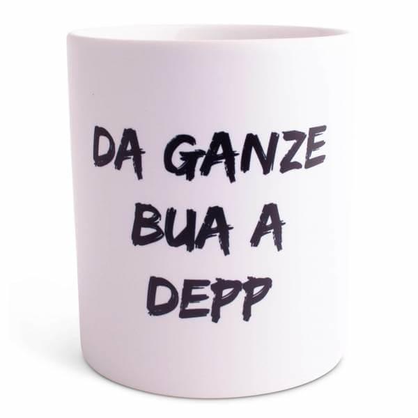 "Tasse ""Da ganze Bua a Depp"""