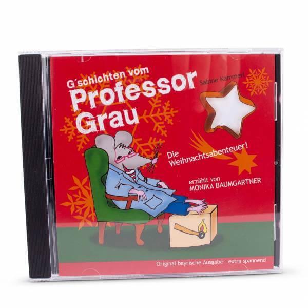 """Kinder-CD """"G'schichtn vom Professor Grau"""""""