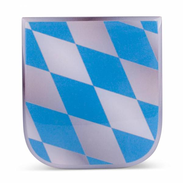 """Autoaufkleber """"Bayerisches Wappen"""""""