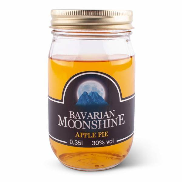 "Bavarian Moonshine ""Apple Pie"""