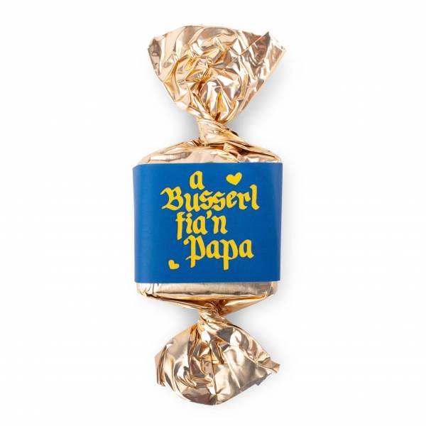 "Nougat-Busserl ""A Busserl fia'n Papa"""