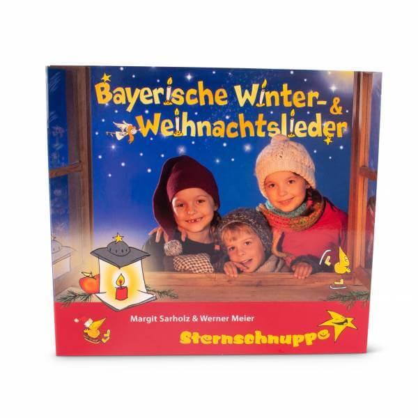 """Musik-CD """"Bayerische Winter- & Weihnachtslieder"""""""