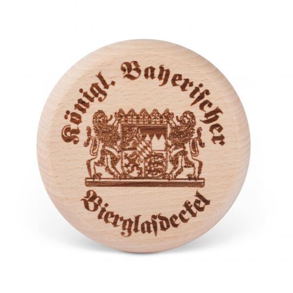 Königlich bayerischer Bierglasdeckel