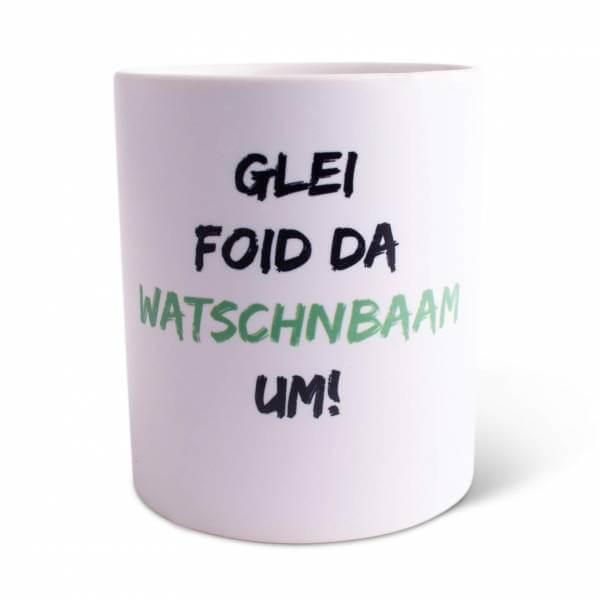 """Tasse """"Watschnbaam"""""""