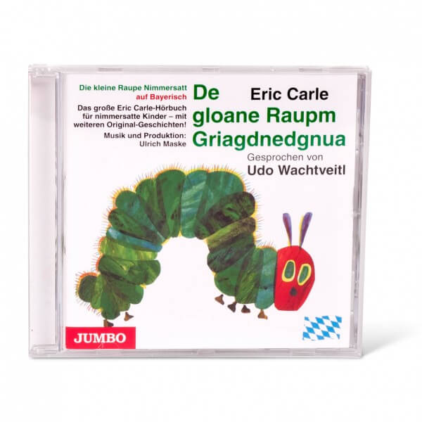 CD 'De gloane Raupm Griagdnedgnua'
