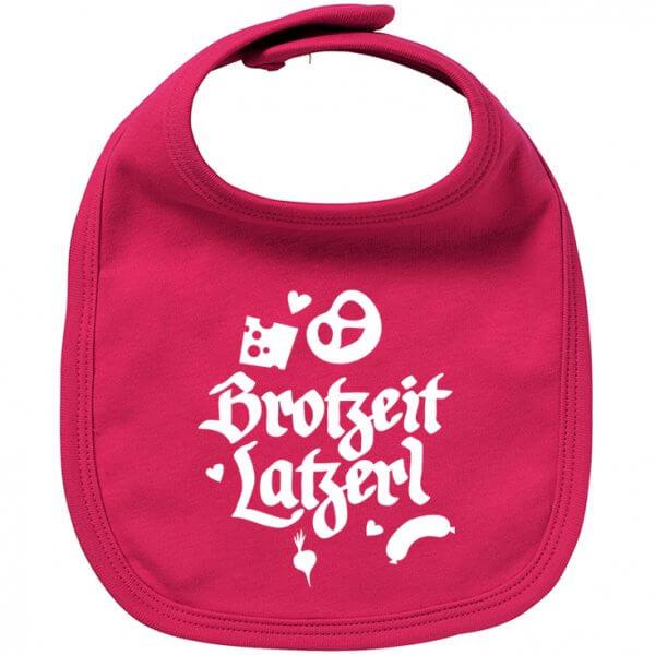 """Babylätzchen """"Brotzeit Latzerl"""" sorbet"""