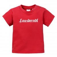 Baby Shirt 'Lausderndl' - Größe: 68/74 (4-8 Monate)